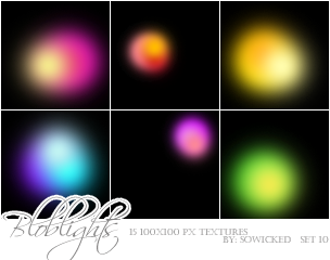 Bloblights TextureSet by SoWicked