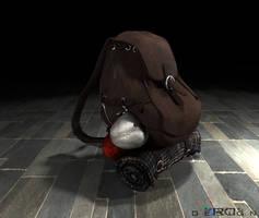 Camping Backpack (XNALara DL) by Rockeeterl