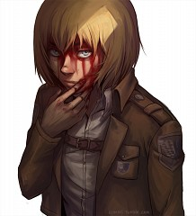A Work of Art [Yandere!Armin x Reader] by VariaFran on