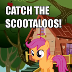 Catch the Scootaloos by sparklepeep