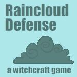 Raincloud Defense by sparklepeep