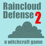 Raincloud Defense 2: Moonbounce