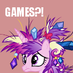 Games Ponies Don't Play 3-in-1 Megacart by sparklepeep