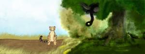 Interactive Cheetah + game update