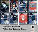 Sasuke theme Animated SE