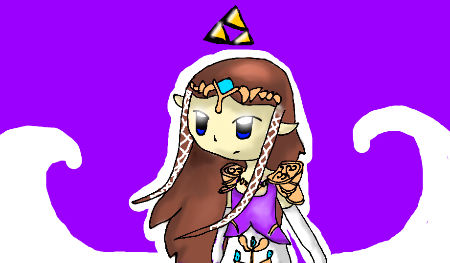 Princess Zelda - Tp by SongMina