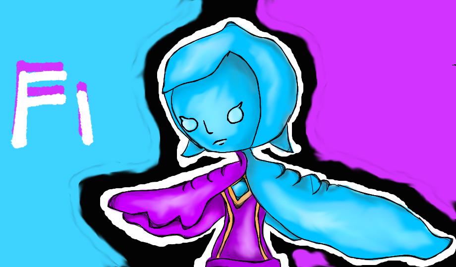 Fi - Skyward Sword by SongMina