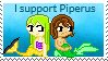 Piperus stamp by SongMina