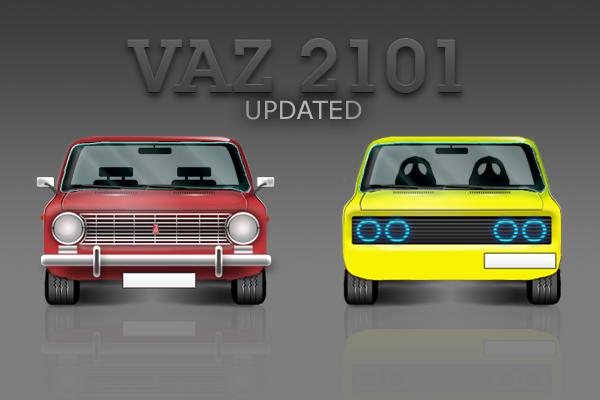 VAZ 2101 UPDATED