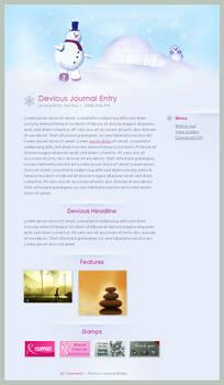 Journal CSS - Cold Season
