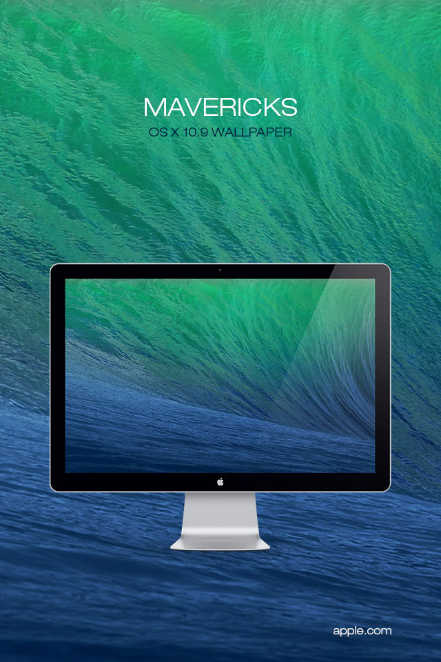 OS X Mavericks by synthes