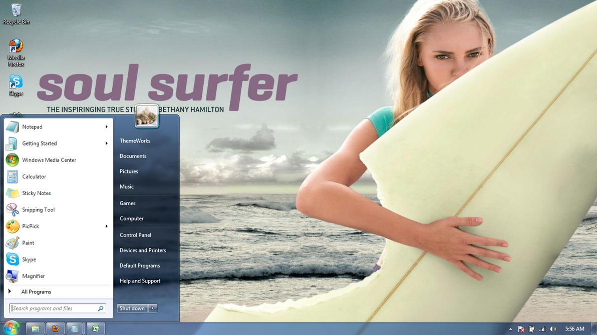 soul surfer gives hope
