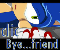 Sonic Epilogue - Bye...forever
