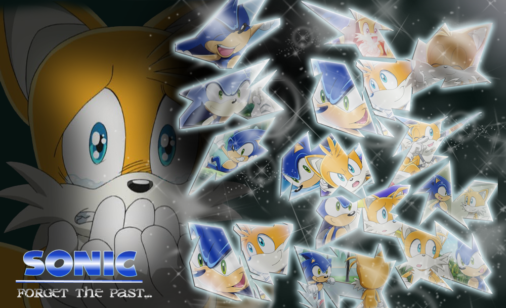 Sonic Forget The Past Chap 1 By Silveralchemist09 On
