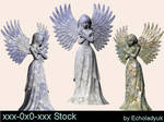 Statues3 pack of 3