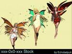 Fairies pack of 3
