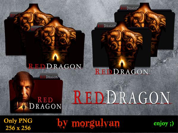 El Dragon Rojo Red Dragon 2002 By Morgulvan On Deviantart