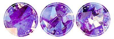 (f2u) Crystal Divider by StarstruckDoodles