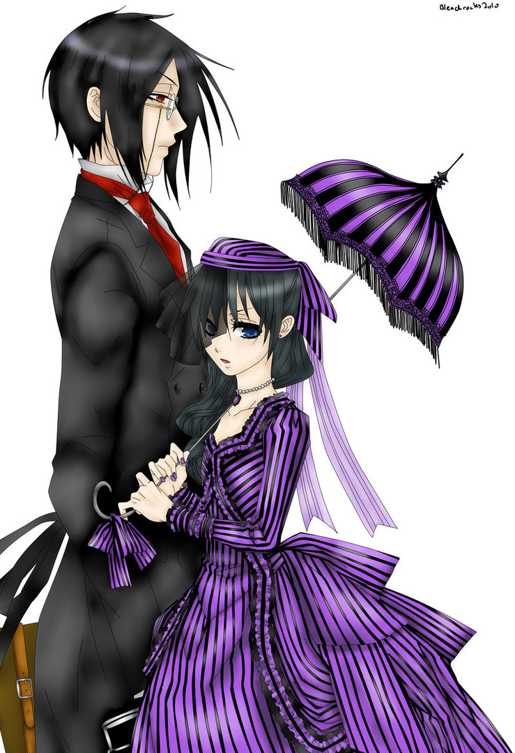 Black Butler FanFiction: Black and White Ch  12 by