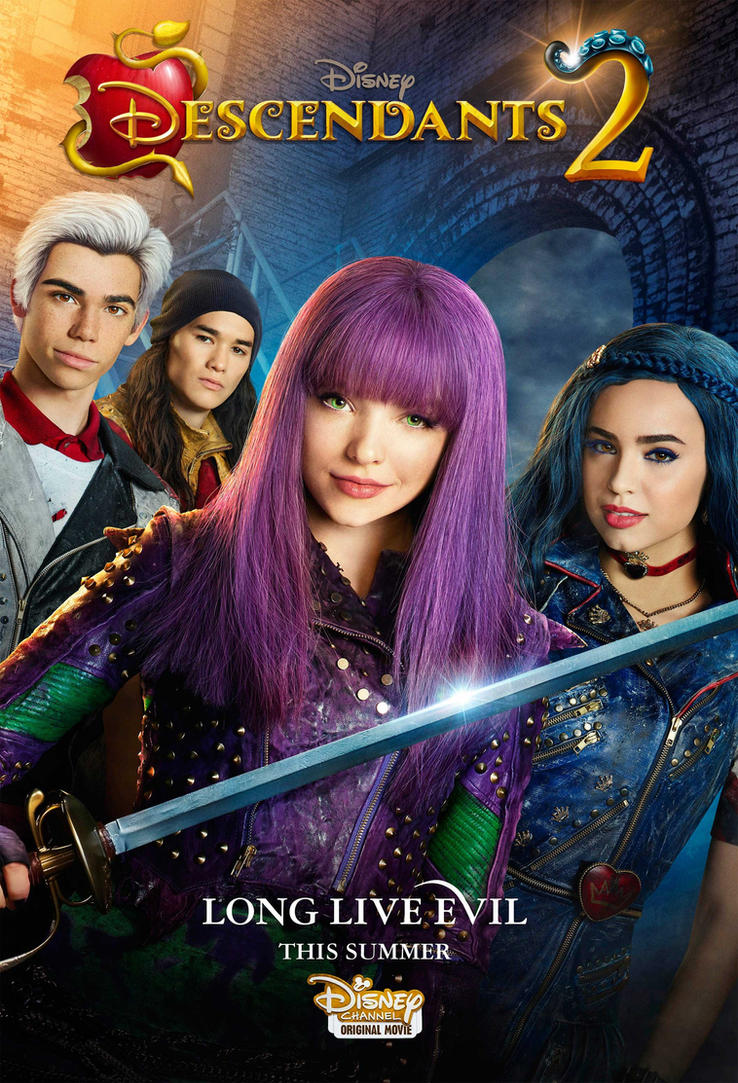 Disney Descendants: Tale of the Outlanders Ch  1 by