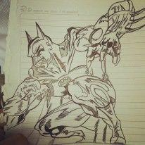 Batman by LimbergCS
