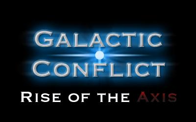 Galactic Conflict Warp Footage by Moo12321