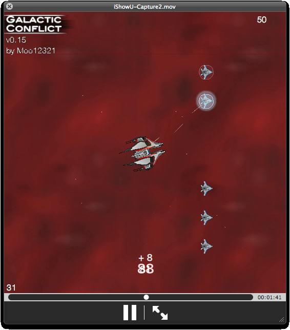 Commanding Ship AI Concept