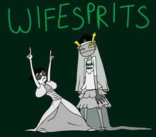 wifesprits by Sihira-Hedgehog