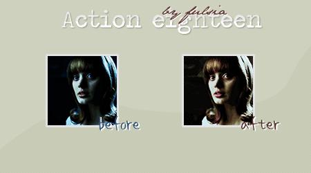 Action 18 - Dark Shadows by Fulsia