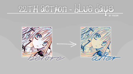 Action - Blue Days by Fulsia