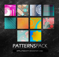 Patterns Pack #02 by itsshayyy