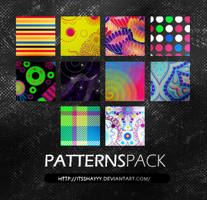 Patterns Pack #03 by itsshayyy
