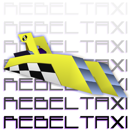 RebelTaxi RC by Mace121
