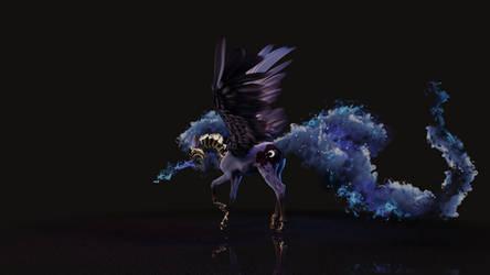 Nightmare Moon (turnable)
