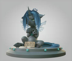 <b>Young Queen Chrysalis</b><br><i>V747</i>
