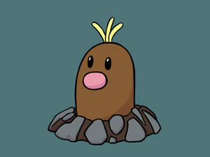 Diglett faints