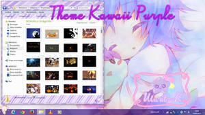 Theme Kawaii Purple -maritzak