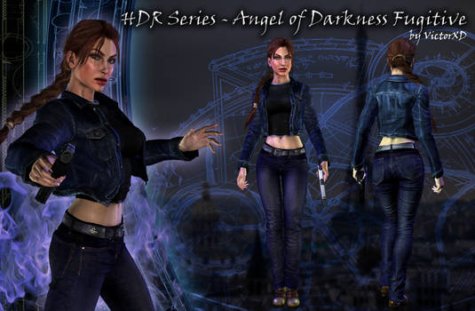 HDR {Series} ~ Paris Fugitive