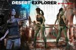 Lara Croft ~ Desert Explorer {ROTTR}