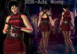 {HDR} Series ~ Ada Wong