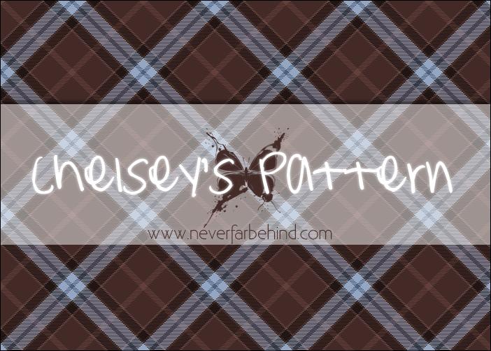 Chelsey's Pattern