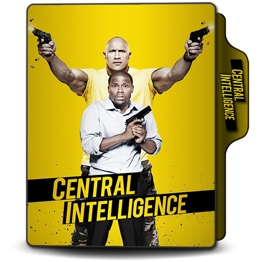 Folder Icon Central Intelligence 2016 By Dstroyers On Deviantart