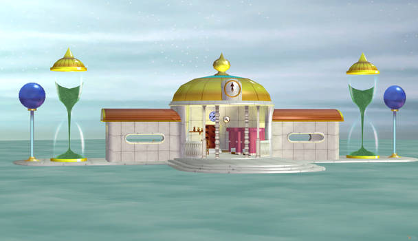 Dragonball Stage (Hyperbolic Time Chamber)