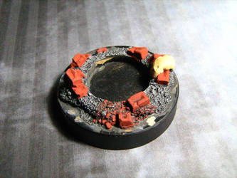 Tutorial: Painting bricks with pigments