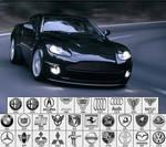 High Res Car Logos