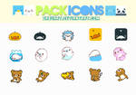 PACK CUTE ICONS