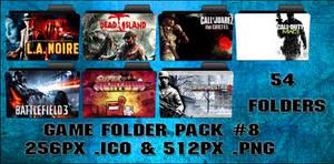 Game Folder Pack 8 54 Folders