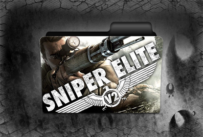 Gamer Folder - Sniper Elite V2 by floxx001