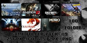 Game Folder Pack 9 100 Folders