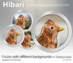 Hibari app icons